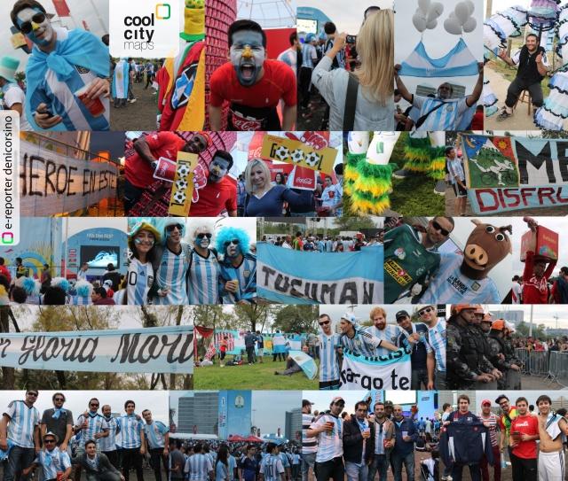 Argentina vs Nigeria porto alegre world cup fifa 2014