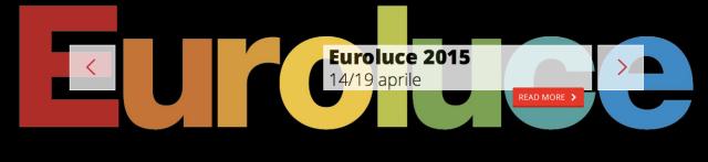 euroluce isaloni 2015