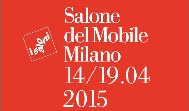MANIFESTO SALONE DEL MOBILE 2015 ISALONI